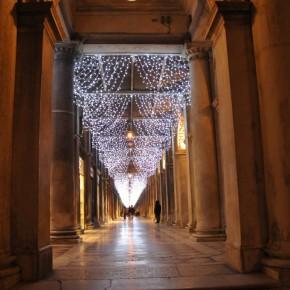Noël à Venise: lumières, musique et baignade